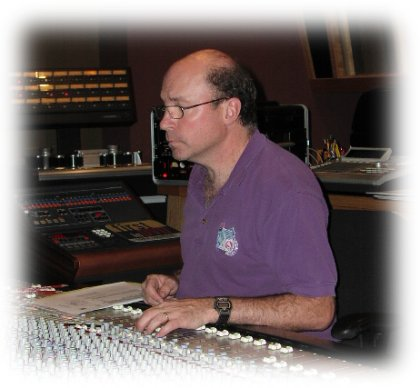 Chris Murphy, Cue Recording, Falls Church, Va.