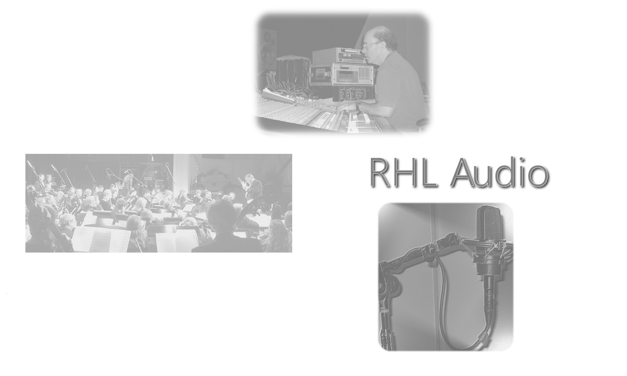 RHL Audio Recording